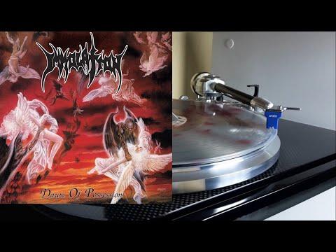 IMMOLATION Dawn Of Possession (Full Album) Vinyl rip