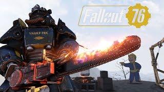 異塵餘生76 | Fallout 76 Ep.68 - 火焰噴射電鋸、AVR醫學中心施打疫苗、漢考克火力基地 | 異塵餘生系列96集