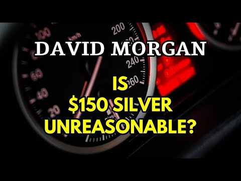 David Morgan: Silver Could Blow-Through $50 And Be At $85 Only 5 Days Later!