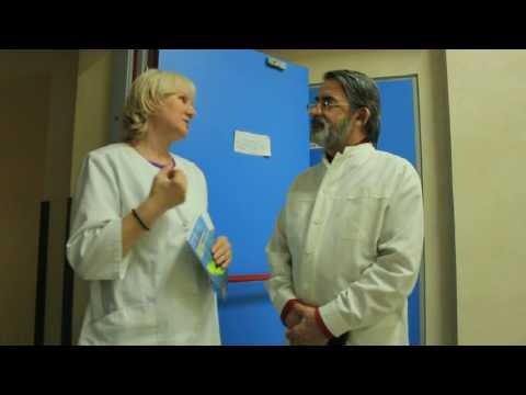 Крашенюк А.И. Гирудотерапия - лечение пиявками. - YouTube