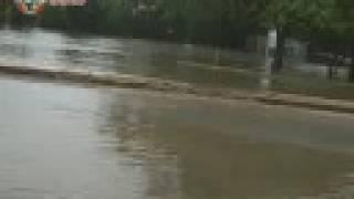 WGN Radio - Chicago Area Flooding September 14, 2008
