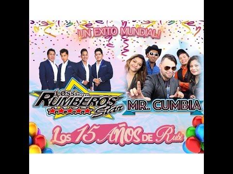VIRAL -La Cumbia de Los 15 Anos de Rubi - LRS feat Mr Cumbia