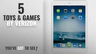 Top 10 Verizon Toys & Games [2018]: Apple iPad mini 2 with Retina Display MF075LL/A 16GB Memory