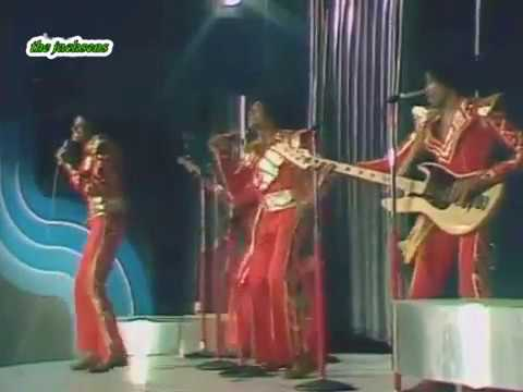 THE JACKSONS Blame it on the boogieaplauso show 1978
