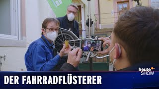 Grüner Youtube-Star – Ralf Kabelka trifft den Fahrradflüsterer