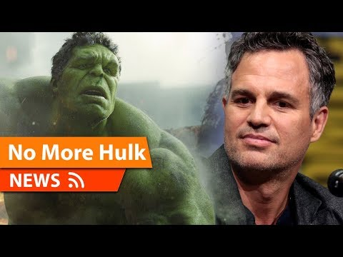 Mark Ruffalo Done with the MCU After Avengers Endgame