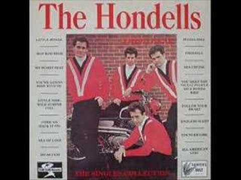 Hondells..... Hot Rod High...1964