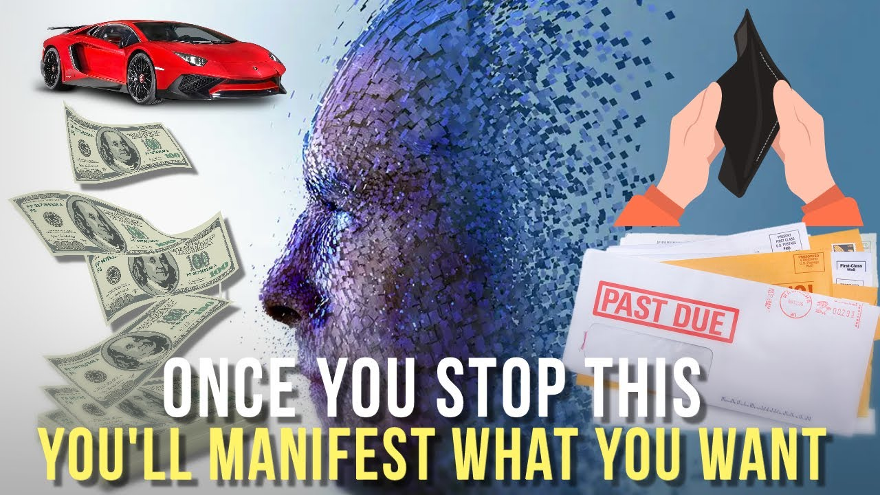 Once You Quit DOING THIS, YOU'LL MANIFEST FASTER! (law of attraction)