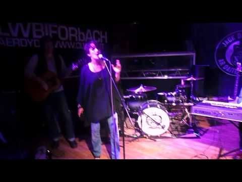 Sian Evans (Kosheen) Ft. GMR & Re-Cover - Big Up The Youth - Live At #RootsWales - Clwb Ifor Bach