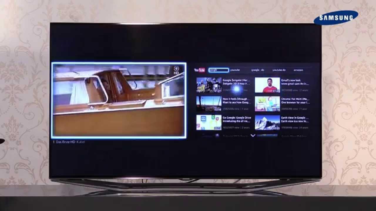 Samsung Fernseher Serien