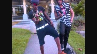 (April 2012)Popcaan & Tommy Lee - Step Like Dead - Double Trouble Riddim