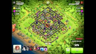 Clash Of Clans - Barching In Champ (Fully Explained Tutorial)