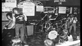 Iron Maiden - Prowler (Rare 1977) Bridgehouse, East London