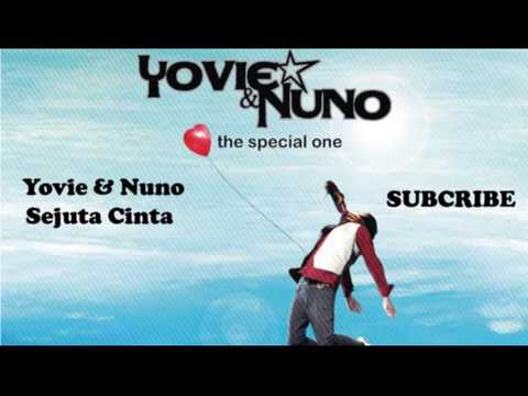 Yovie & Nuno - Sejuta Cinta (HQ Audio)