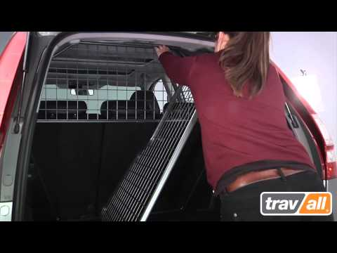 How to install the Travall Divider to give your trunk the organization you've been looking for