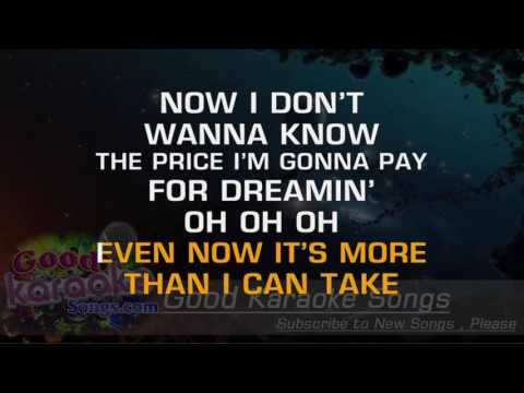 How Am I Supposed To Live Without You - Michael Bolton ( Karaoke Lyrics )