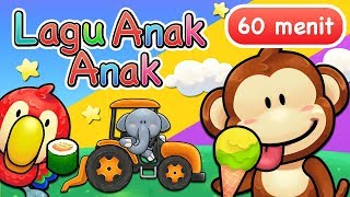 Video Lagu Anak Anak 60 Menit download MP3, 3GP, MP4, WEBM, AVI, FLV Maret 2018