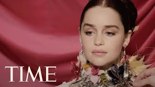 Emilia Clarke From Game Of Thrones Says 'It's Insane' To Be On The Cover Of TIME | TIME