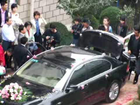 Wedding ceremony in shangHai-China