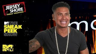 Pauly D + A Mini Sammi = ❤️  ❤️  ❤️  ? | The Sneak Peek Show | MTV