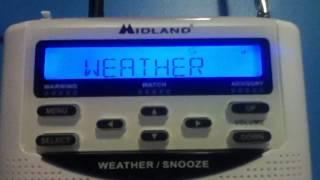 Weatheradio Canada - Identification Message