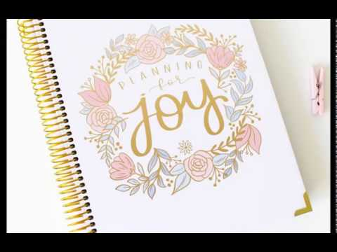 bloom-daily-planners®---pregnancy-&-baby's-first-year-planner