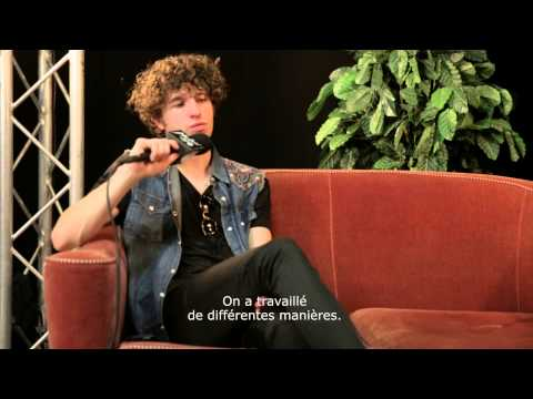 Interview - The Kooks | Montreux Jazz Festival 2015