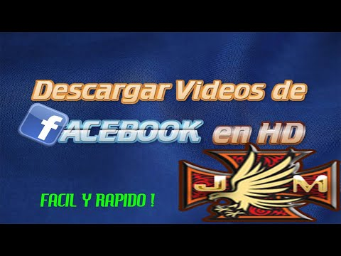 Descargar videos de Facebook Privados & Públicos! Grupos, Páginas, etc 2019