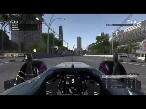 HRL S4 RACE SINGAPORE