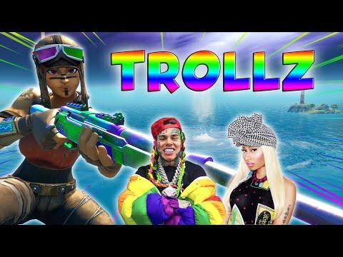 "Fortnite Montage – ""TROLLZ"" (6ix9ine & Nicki Minaj)"