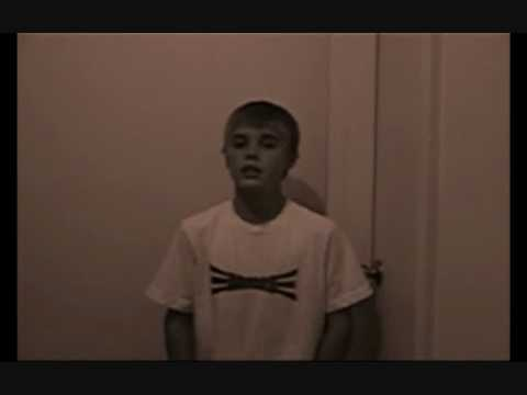 Young Justin Bieber - Wait for you