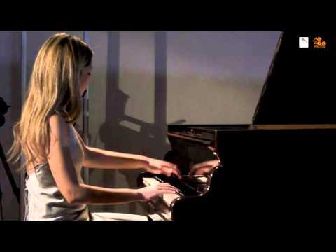 """Vanessa Benelli Mosell """"Valse Impromptu"""" (F.Liszt)"""