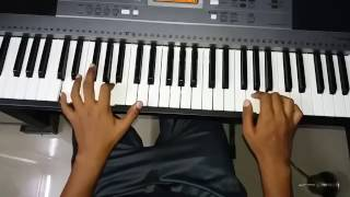 Uyire Un Uyirena Naan Zero Official Keyboard, Piano Cover Notes