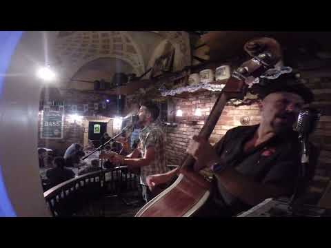 FANCY HOPPERS - Rockabilly Old Country Swing - LIVE The William Pub - Firenze