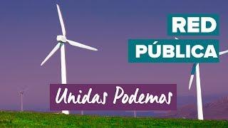¡Una RED ELÉCTRICA PÚBLICA es posible! / UNIDAS PODEMOS