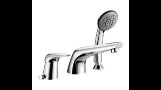 IMPRESE  SOLNICE I85210 смеситель врезной на борт ванны(Продукция Imprese - это качество, утонченный дизайн, функциональность. Производитель Imprese - относительно молода..., 2016-03-29T08:38:19.000Z)