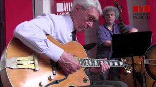 Franco Cerri Masterclass ai Laboratori Musicali