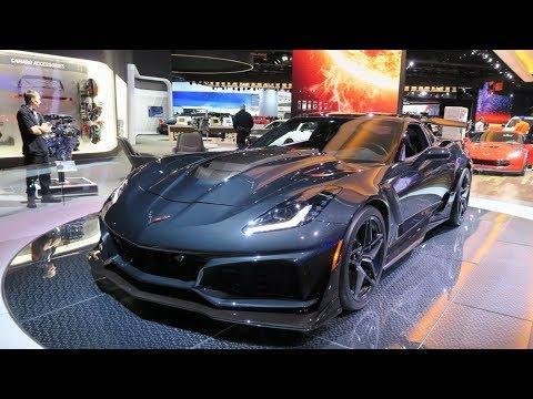 Corvette ZR Walkaround and Interior! | $,, HP and  MPH!!!