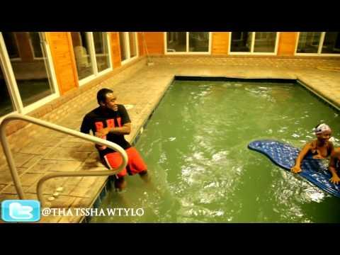 Shawty Lo Indoor inhouse Pool