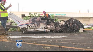 Owner of plane in deadly crash also owned plane in Mapunapuna crash