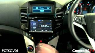 Chevrolet Cruze (2011) Integration Kit: Install Guide