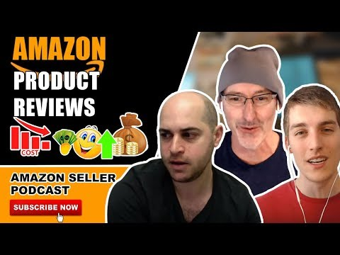 Amazon Product Reviews Management - It's All About The Reviews - Amazon Seller Podcast