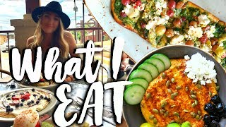 WHAT I EAT IN A DAY | Easy and Healthy College Meals!