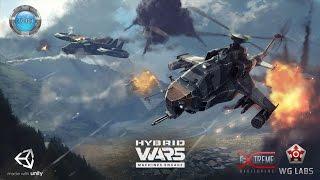 Hybrid Wars Gameplay 60fps