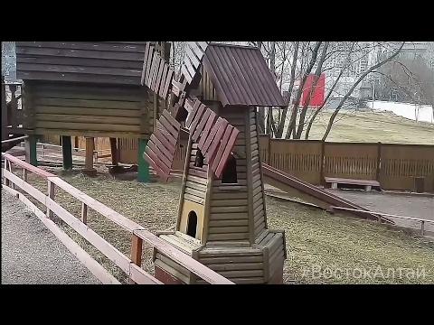 Детская железная дорога Вестерн поезд на 14 пассажировиз YouTube · Длительность: 19 с