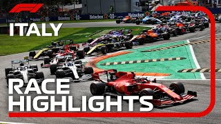 2019 Italian Grand Prix: Race Highlights