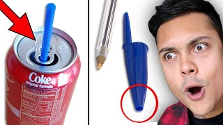 HIDDEN FEATURES on Everyday Objects