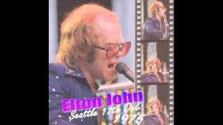 23. Lucy In The Sky With Diamonds (Elton John-Live In Seattle: 10/17/1975)
