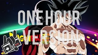 Dragon Ball Super Ultimate Battle FULL ONE HOUR VER. Epic Rock Cover.mp3