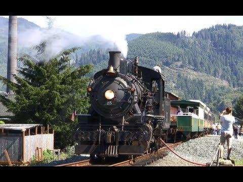 HD  Oregon Coast Scenic Railroad